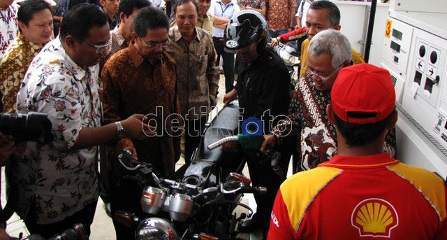 SPBU Khusus Motor