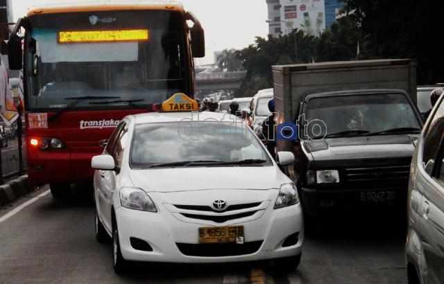Hilang Sakti Si Jalur Busway