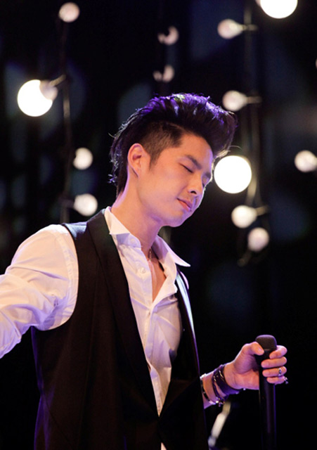 Vanness Wu Akustikan di Singapura