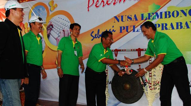 Nusa Lembongan Jadi Pulau Listrik Prabayar