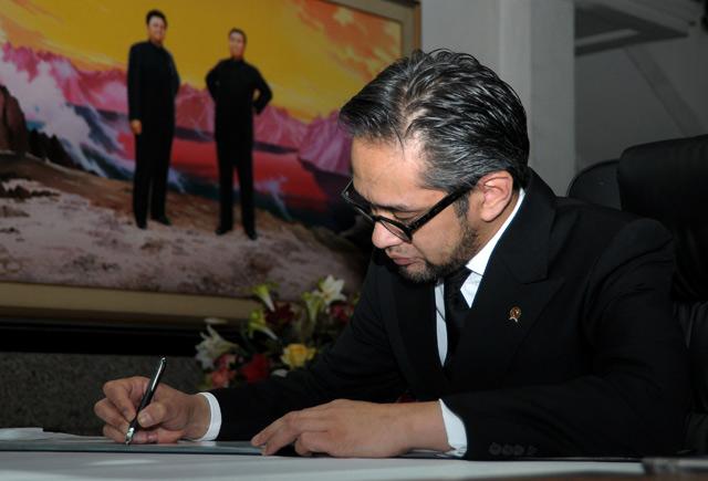 Indonesia Berduka untuk Kim Jong-Il