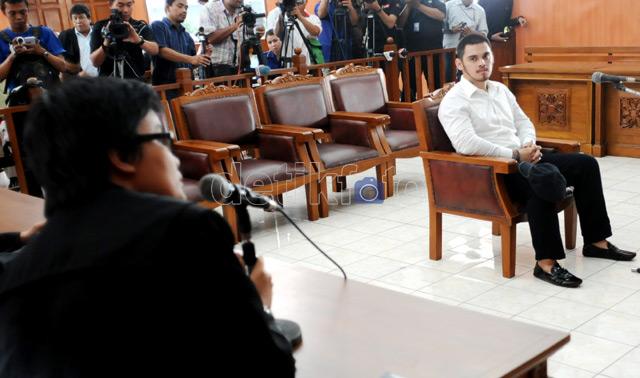 Andhika Gumilang Dituntut 6 Tahun Penjara