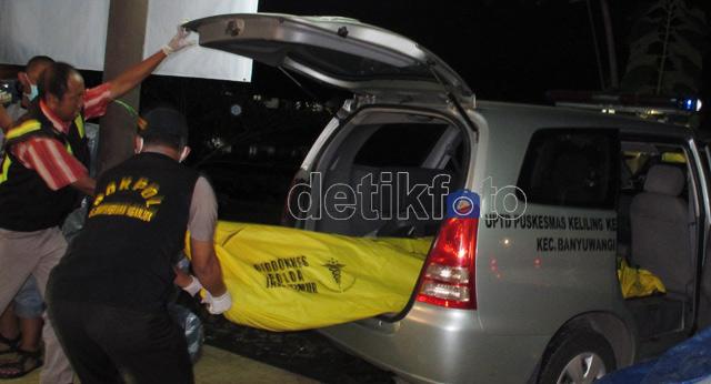 24 Jenazah Imigran Tiba di RS Bhayangkara