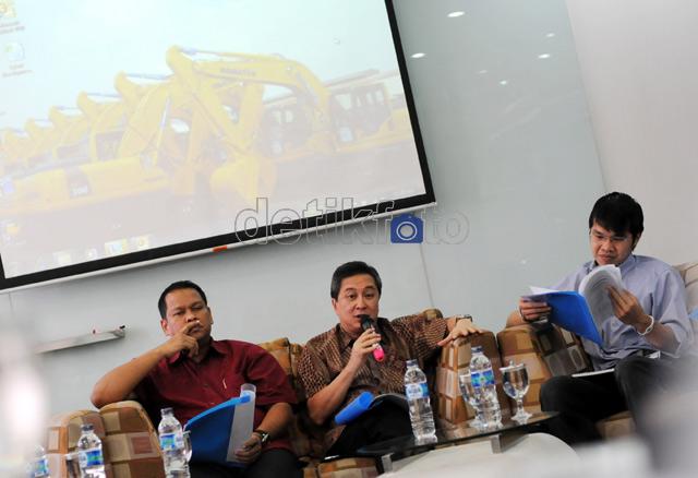 United Tractors Pertajam Pasar di 2012