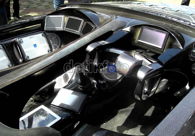 Mobil Listrik Keren dari Bandung