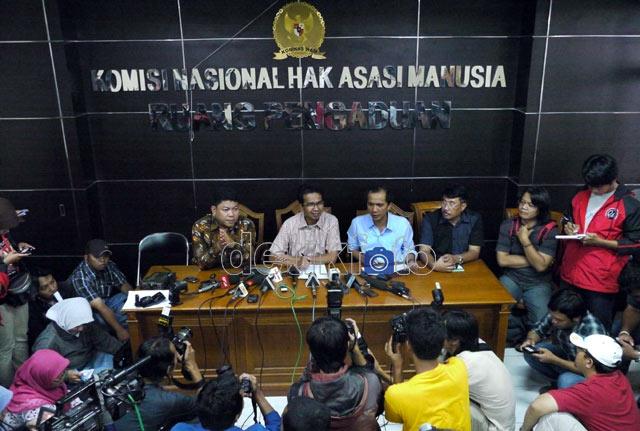Komnas HAM Bentuk Tim Investigasi Kasus Sape
