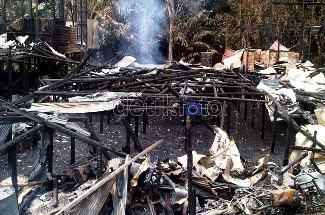 Kebakaran di Samarinda, 3 Orang Tewas
