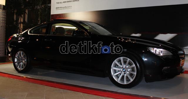 BMW Luncurkan BMW Seri 6 Coupe