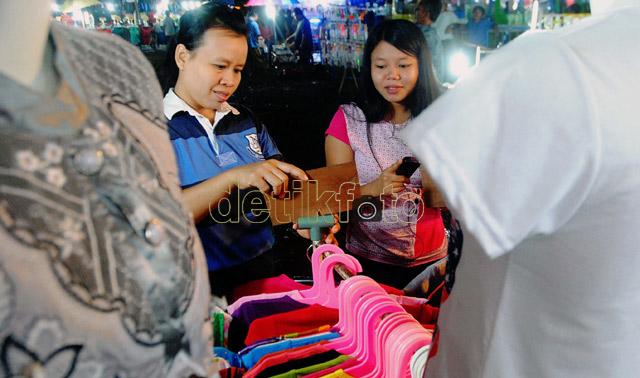Pasar Malam, Alternatif Hiburan Rakyat