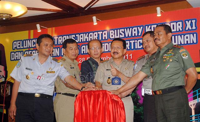 Busway Koridor XI Layani Penyandang Disabilitas