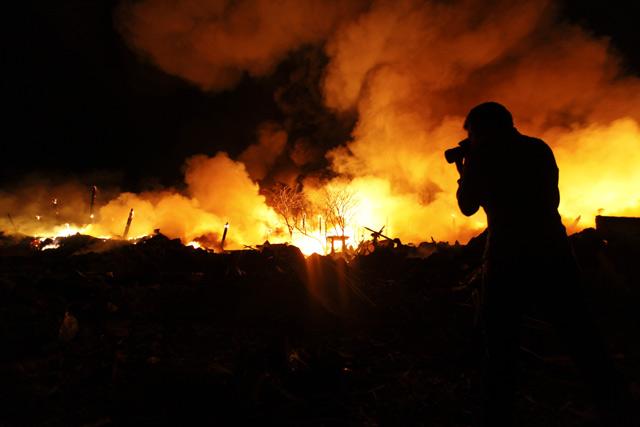 Ledakan di Myanmar Tewaskan Puluhan Orang