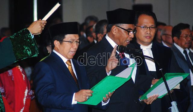 2 Deputi Gubernur BI Dilantik