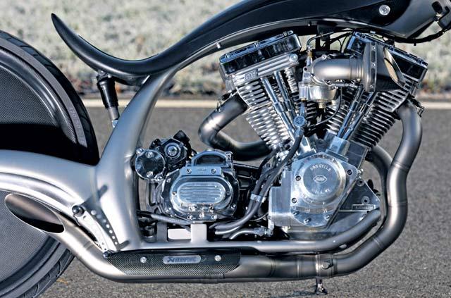 Motor 'Kalajengking' dari Slovenia