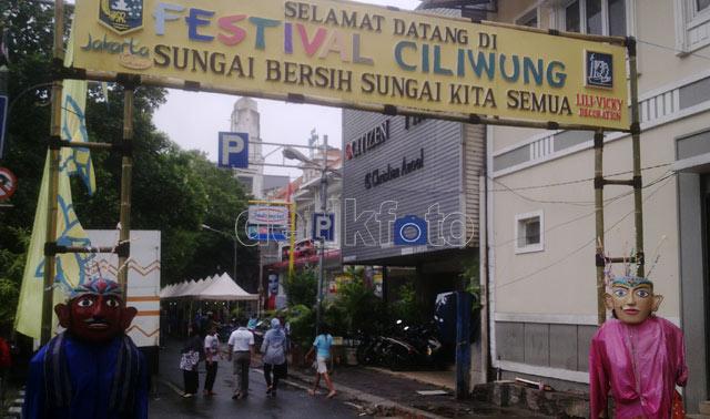 Festival Ciliwung Digelar