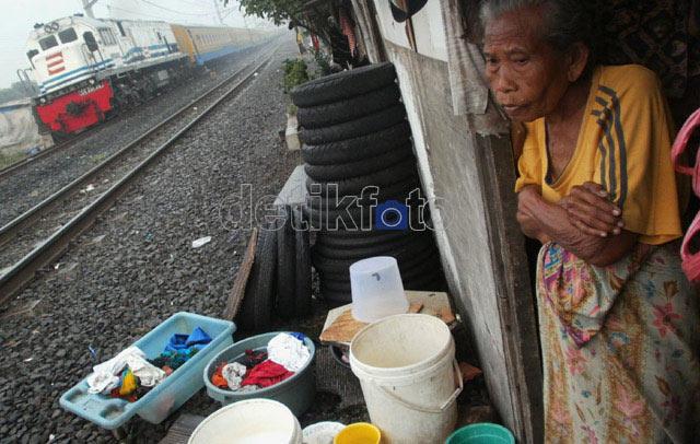 Kemiskinan di Indonesia Sudah Kronis