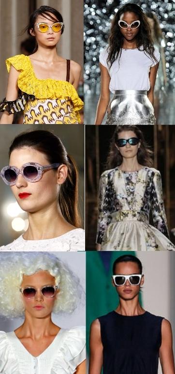 6 Kacamata yang Akan Jadi Tren di 2012