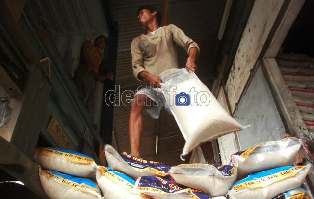 Harga Beras Sumbang Inflasi Tertinggi di Desember