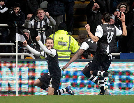 Newcastle United performed brilliantly when face Manchester United at
