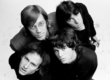 GRUP BAND THE DOORS