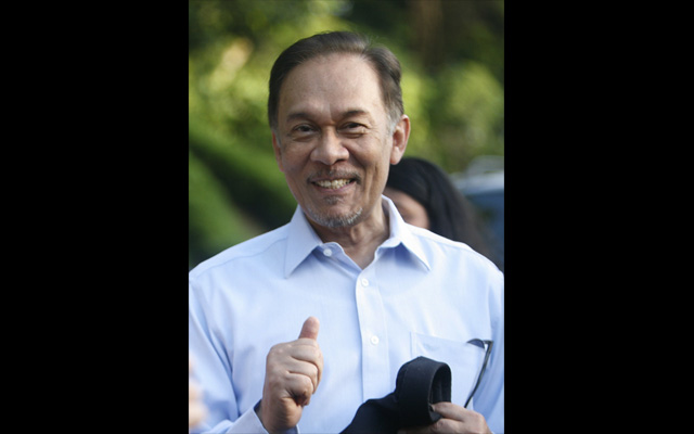Anwar Ibrahim Divonis Bebas