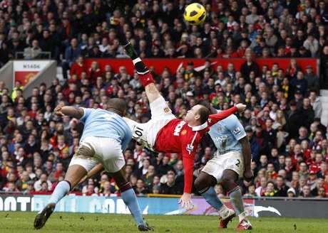 Gol Terindah 2011 untuk Messi, Neymar atau Rooney?