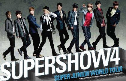 KONSER SUJU 'SUPER SHOW 4' DI SINGAPURA