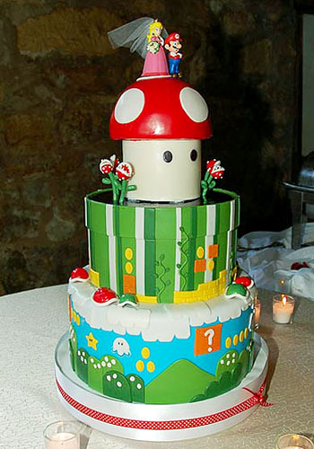 Kue Mario Bros