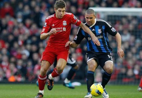 Hasil Akhir Pertandingan Liverpool VS Stoke 0-0 2012