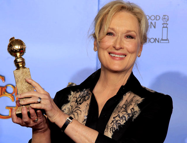 Meryl Streep, Best Performance by an Actress in a Motion Picture-Drama ...
