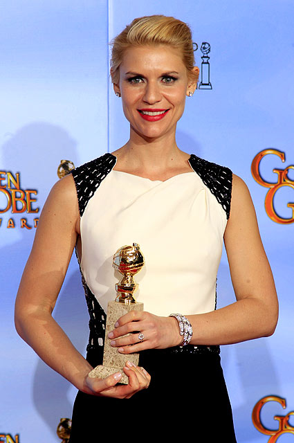 Claire Danes, Best Performance by an Actress In A Television Series ...