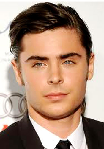 Gaya rambut pria Zac Efron Style