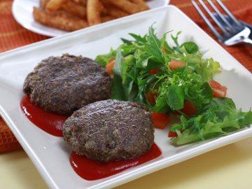 Resep burger: Burger Italia