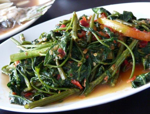Pesta Seafood di Puang Oca