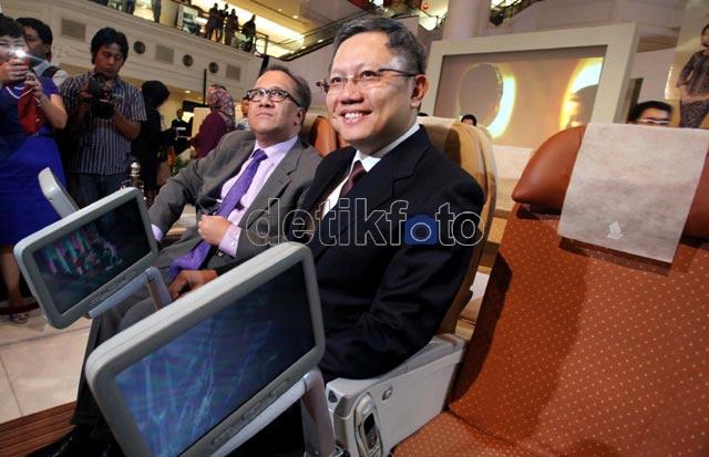 Mengulik Kemewahan Singapore Airlines