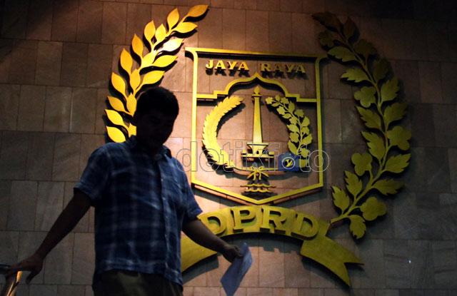 Gedung DPRD DKI Senilai Rp 500 M
