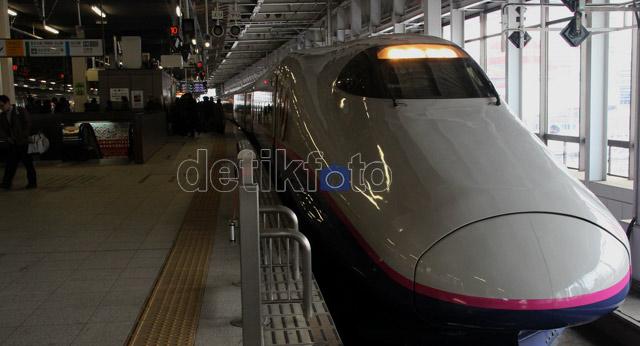 Shinkansen, Transportasi Paling Vital di Jepang