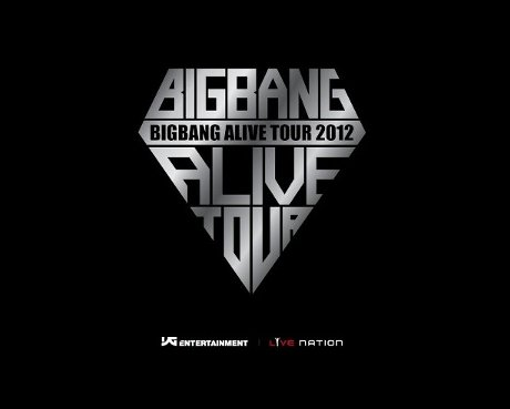 KONSER BIG BANG 2012