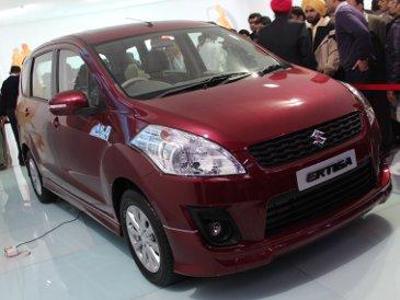 Harga dan Spesifikasi Suzuki Ertiga