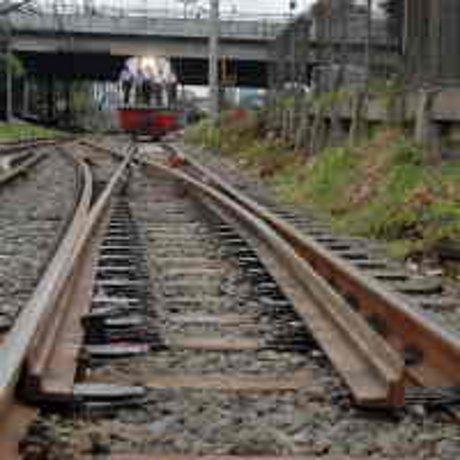 2012 | Lokomotif Kedua Kereta Terbakar dan Rusak, 4 Orang Tewas