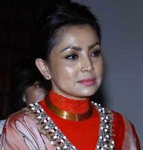 Jakarta - Mayangsari telah memiliki putri bernama Khirani Siti Hartina