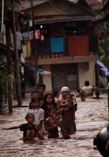 Bogor Hujan Jakarta yang Banjir