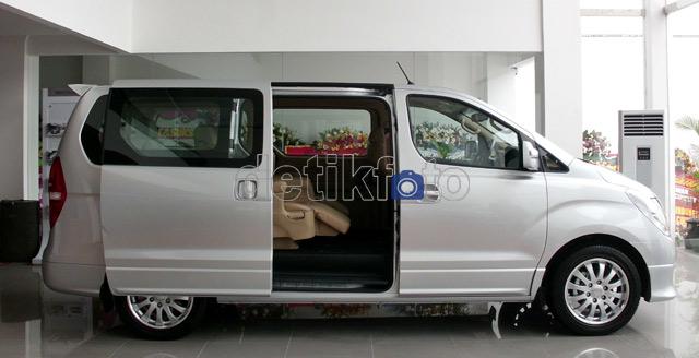 Ini Dia Mobil Termewah dari Hyundai