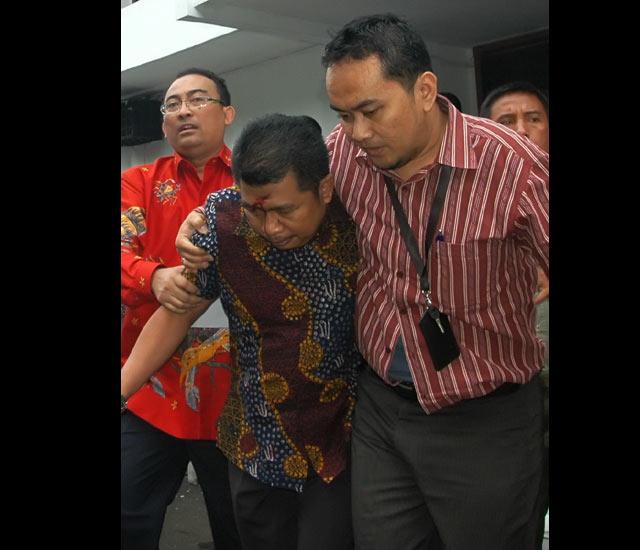 Jidat Jaksa Sistoyo Dibacok di Pengadilan