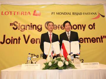 Lotteria, Jaringan Fast Food Korea Resmi Hadir di Indonesia