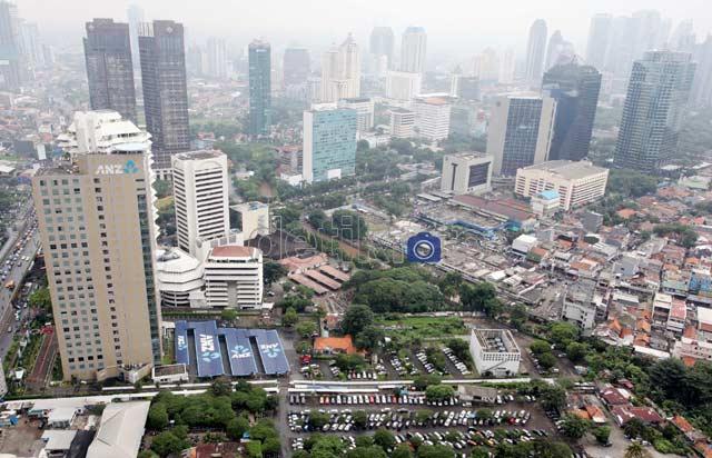 Jakarta Sudah Lelah Jadi Capital City
