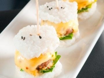 Wagyu Rice Burger Diciptakan Karena Inspirasi dari Tsunami