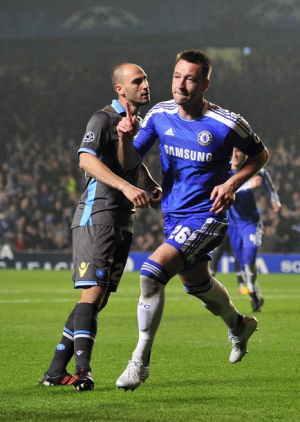 Video Hasil Pertandingan Chelsea vs Napoli 4-2 tanggal 15 Maret 2012