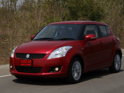 Suzuki Swift Versi Murah