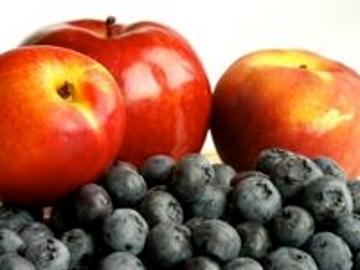 Apel dan Blueberry Turunkan Resiko Diabetes