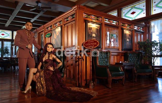 Yuk, Intip Sesi Foto Prewed Soraya Larasati
